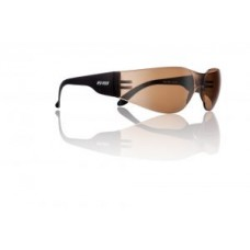 Red Rock Shooting glasses brown