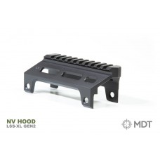 MDT Night vision hood for LSS-XL Gen2 black